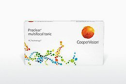 Piilolinssit Cooper Vision Proclear multifocal XR [N-Linse] PCMX6N